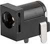PCB terminals, Socket, 5.7 mm, 2-pole, DC Plug/Socket -- 4840.2212 -Image
