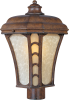 Lake Shore VX 1-Light Outdoor Pole/Post Lantern -- 40180LTAP
