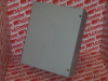 ENCLOSURE 24X20X7IN JIC WALLMOUNT NEMA12 W/O PANEL -- A24C20ALP