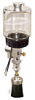 "(Formerly B1743-5X16), Electro Chain Lubricator, 1 pt Polycarbonate Reservoir, 1 1/2"" Round Brush Nylon, 120V/60Hz -- B1743-016B1NR41206W -- View Larger Image"
