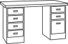 Workbench,Modular -- 4TW75