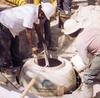 Fiberglass Rehabilitation Manholes