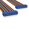 Rectangular Cable Assemblies -- C6PPS-2436M-ND -Image