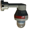 Explosion Proof LED Strobe Light - 120-240 Volts AC - Wall Mount - Class 1 Div. 1 -- EPSL-80-141-VAC-WM