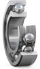 Deep Groove Ball Bearings, Single Row with Filling Slots without Cage - 304203 A -- 102015003