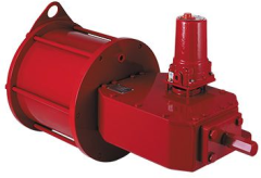 Scotch yoke actuator image