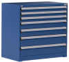 Heavy-Duty Stationary Cabinet , 7 Drawers (48
