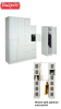 SET-UP STYLISH LOCKERS -- H2872-6
