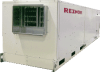 Reznor® PEH Series Indoor Electric Heat Ventilation Air Handler -- Model PEH120D