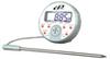 Digi-Sense Calibrated Remote Probe Digital Thermometer, Deluxe -- GO-90205-21