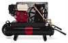 RCP Contractor Series Two Stage Gasoline Drive Compressor -- RCP-128-I