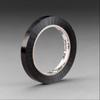 3M Tartan 860 Black Filament Strapping Tape - 9 mm Width x 55 m Length - 2.8 mil Thick - 73105 -- 021200-73105