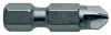 Torq-Set Power Bit,#10,1.25,PK 5 -- 5UFF1