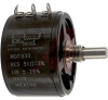 Pot;Wirewound;Rest 5 Kilohms;Panel;3 Turns;Pwr-Rtg 3W;Shaft Dia 0.2497in -- 70219101