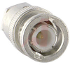 connector,rf coaxial,bnc str plug,clamp/solder,for rg58,141,142,400,50 ohm -- 70142860