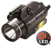 Tactical Light with Laser Sight -- TLR-2 with Laser Sight