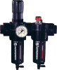Filter/Regulator Lubricator -- Excelon Series