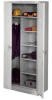 Tennsco Deluxe Cabinets -- H1872-LGY -Image
