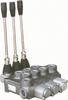 BM40 3-Spool Directional Control Valve -- 1249747 - Image