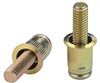Blind Threaded Studs - Metric -- AESS-1015-3-8-20-0 - Image