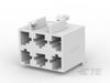Rectangular Power Connectors -- 179849-1 -Image