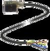 Valve Connector Cordset -- VMA-2+P/A-20M-PUR