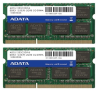 ADATA AD3S1333C2G9-2 Premier Series Notebook Memory Kit - 4G -- AD3S1333C2G9-2