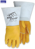 Premium Elkskin Stick Welding Gloves -- REV-850-MASTER