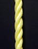 Twisted Polypropylene: Yellow Rope -- 21008 -- View Larger Image