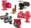 Heating / Cooling Circulator Pumps -- View Larger Image