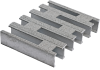 Aluminum Plank -- Punched - Image