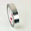 3M 1170 Aluminum Tape - 1/4 in Width x 18 yd Length - 3.2 mil Total Thickness - 49629 -- 051138-49629