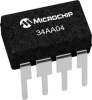 4Kb I2C compatible Serial Present Detect Serial EEPROM -- 34AA04