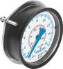 Flanged precision pressure gauge -- FMAP-63-16-1/4-EN - Image
