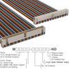 Rectangular Cable Assemblies -- M3DRK-6018R-ND -Image