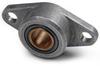 Flange-Mounted Bearings  -  Inch -- BABBLK-HF1250B - Image