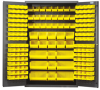 Heavy-Duty All-Welded Storage Cabinets - Economy Industrial - QSC-361842 - Image