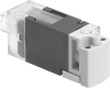 Air solenoid valve -- MHA1-M1LCH-2/2G-1.5-HC -Image