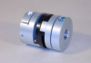 Oldham Lateral Offset Stainless Steel Couplers -- 514H19 - Image
