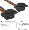 D-Sub Cables -- H7MFH-0906M-ND -Image