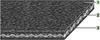 Ulti-Mate Belt for Package Handling -- UMSPH150FXG -Image