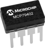 Battery-Backed I2C Real-Time Clock/Calendar with Pre-Programmed EUI-64™ MAC ID -- MCP79402 - Image