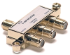 3 WAY 900MHZ F SPLITTER GOLD -- 90-10113 -Image