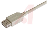PREMIUM USB TYPE A MALE/FEMALE EXTENSION CABLE, 1.0M -- 70126663