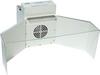 Laminar Flow Hood Negative Pressure Winged Sentry w/ Lid -- SS-200-WSL