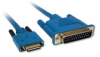 10ft Cisco® Compatible DTE 26-pin DB25M Smart Serial Cable -- 2309-25262-010 - Image