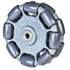 Holonomic Robotic Wheels: 125mm Rotacasters