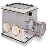 830-ABB - Weighing Chamber / Compact Glove Box, 17 cu ft; 110v -- GO-34752-45
