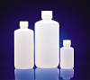 BOTTLES - Narrow Mouth, with Screw Caps, HDPE, Redi-Pak®, Wheaton, 209045, 30, 20 - 410, 32 x 69 -- 1142301