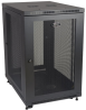 SmartRack 18U Mid-Depth Rack Enclosure Cabinet -- SR18UB -- View Larger Image
